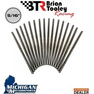 Brian Tooley Ls1 Chromoly Pushrods 5 16 Diameter 4 8 5 3 6 0 Ls6 Ls2 Ls3 7 4 Btr