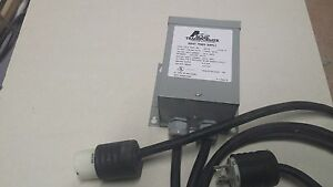Acme Electric Corp Coca Cola 28578 Boost Power Supply Auto Transformer Used