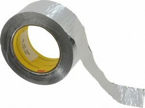 Free Ship 2 Rls 3m 425 3 5 x60yd Aluminum Foil Tape 3 1 2 Custom Cut 85566