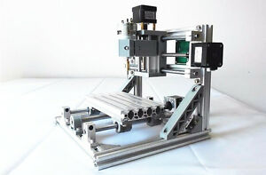 Cnc 1610 3 Axis Pcb Milling Machine Grbl Control Diy Mini Machine 16x10x4 5cm