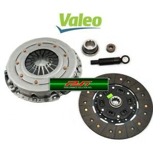 Valeo King Cobra Stage 2 Disc Clutch Kit 1979 1985 Ford Mustang Lx Gt 5 0l 302
