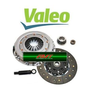 Valeo King Cobra Stage 1 Disc Clutch Kit 1979 1985 Ford Mustang Lx Gt 5 0l 302