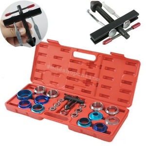 Usa Camshaft Bearing Hand Removal Installation Tool Kit Set Crank Seal