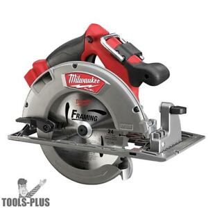 Milwaukee 2731 20 M18 Fuel 7 1 4 Circular Saw tool Only New