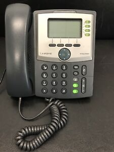 Linksys Cisco Spa942 Voip Business Series Phone