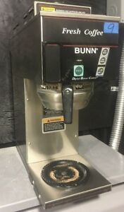 Bunn Cdbcp 35 1l 2u Digital Automatic Brewer Commercial Coffee Maker Our 9