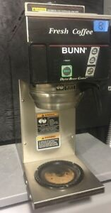 Bunn Cdbcp 35 1l 2u Digital Automatic Brewer Commercial Coffee Maker Our 8