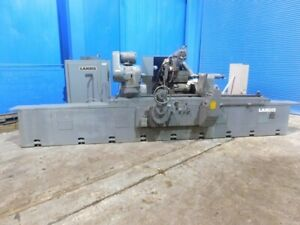 Landis High Precision Universal Cylindrical Od Grinder 30 X 96 7680p