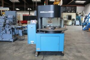 24 Lapper Engis Hyprez High Precision Lapping Machine 2001