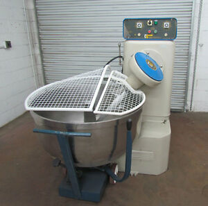 Mahot Model 1020 Fork Mixer Removable Stainless Steel Bowl Remanufactured
