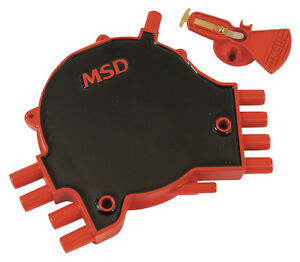 Msd Ignition 84811 Rotor And Dist Cap Kit