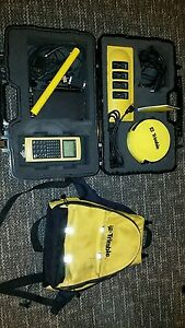 Trimble Pathfinder Gps Tdc1 Data Collector Cables Hard Case Backpack