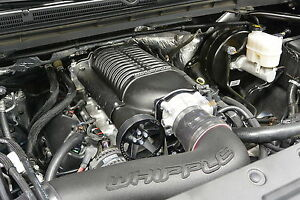 Gm Truck Suv 6 2l 2014 20 Whipple Supercharger Intercooled 2 9l Complete Kit