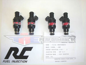 Rc 550cc Fuel Injectors Audi A4 S4 Tt Bosch Turbo New