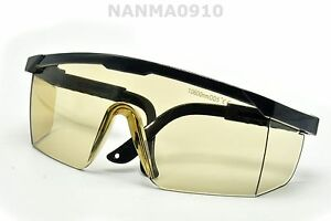 10600nm Od5 Laser Protective Goggles Ce Safety Glasses Eyewear