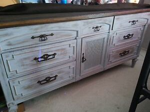 Antique Thomasville Dresser