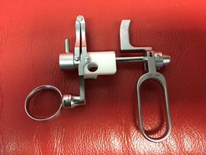 Ethicon Gynecare 01931 Resectoscope Working Element Passive nice