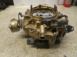 Restored 409 Chevrolet 340 Hp Rochester 4gc 4jet Carburetor