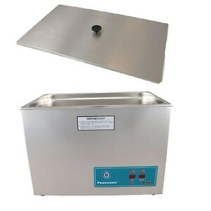 Crest Powersonic Ultrasonic Cleaner 7 Gallon Timer Heat P2600h 45 Basket
