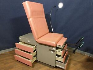 Ritter Midmark 104 Exam Table