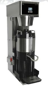 Newco 784840 Stvt Tall Combo Coffee And Tea Brewer new Authorized Seller