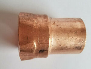 Elkhart Products 103 1 Copper Female Adapters 30160 Lot Of 9
