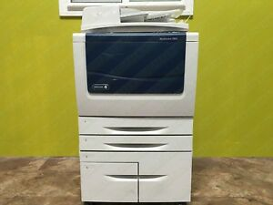 Xerox Workcentre 5845 Tabloid Mono Laser Printer Copier Scanner All in one 45ppm
