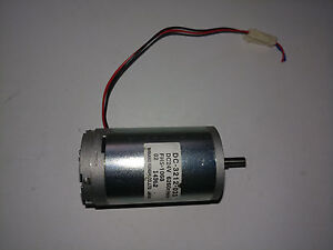 Permanent Magnet 12 To 24 V Dc Motor High Torque 3130 To 6 260 Rpm Model Ship