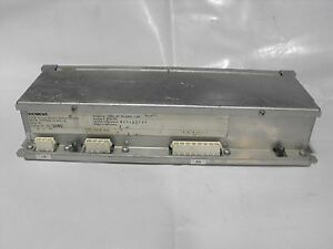 Siemens Mlfb 4fd5303 0la00 1a Xray Ctscan Power Supply Mlfb 4fd53030la001a