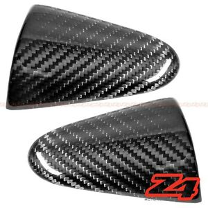 Ferrari 458 Outer Door Handle Panel Trim Cowling 2pcs Cover 100 Carbon Fiber