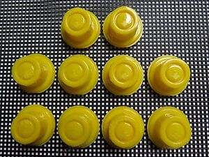 10 Blitz Gas Can Yellow Spout Caps Fits Part 900302 900092 900094 Original Style