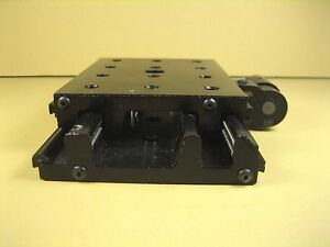 Newport Optical Model 430 Linear Stage 4 X 3