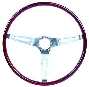 1969 Chevelle Camaro Firebird 69 70 Nova Steering Wheel Rosewood Simulated