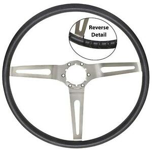 1969 Camaro 69 70 Chevelle Impala Nova Steering Wheel 3 Spoke Comfort New