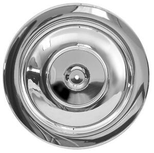 1965 1973 Mustang Air Cleaner Hi power Lid W small Block Chrome New Dii