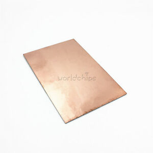 1 5 10pcs Fr4 1 5mm Thickness Double Pcb Copper Clad Laminate Board 10 15cm