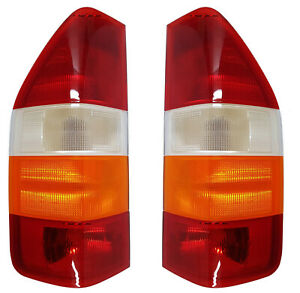 new Tail Light Lamp pair For Mercedes Benz Sprinter 1998 2003 Left Right