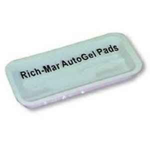 Richmar Autogel Autosound Ultrasound Gel Pads 400 046 Case Of 50