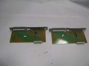 Dukane Nurse Call 110 3609 Exp Unit Board Pc6k Network Pcbq1 Lot Of 2 Pro care
