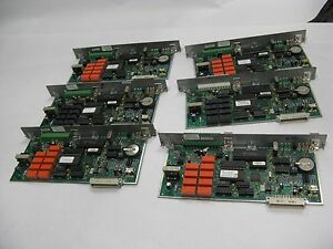 Dukane Nurse Call Master Unit Pc Board 110 3616a Lot Of 6 Pro care Ge Star Ascom