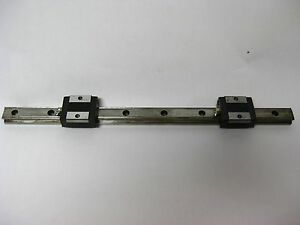 Thk Linear Guides With Rail Sr25v
