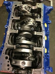 302 306 Ford Short Block New 50oz Crank And New Sir Rods makes 440 hp