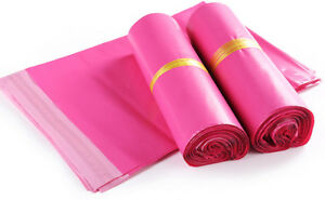 Wholesale Pink Poly Mailers Shipping Envelopes Self Sealing Plastic Mailing Bags