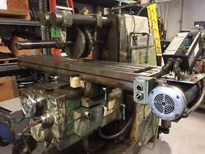 Kearney Trecker 415 S 15 Horizontal Milling Machine