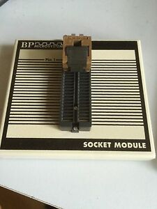 Bp Microsystems Socket Module With Dip To Soic Adapter