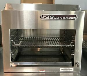 Southbend Commercial Infrared Platinum Series Heavy Duty 24 Cheese Melter