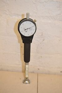 Federal Dial Bore Gage Gauge Model 4 Dbg 005 W 40580 0001 8