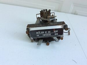 Rare Vintage 1967 69 Ford Thunderbird Heater Control Switches Oem Nice