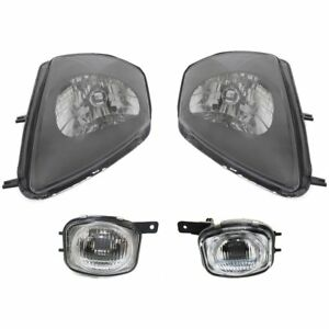Auto Light Kit New Right and left Lh Rh Mitsubishi Eclipse 2000 2002