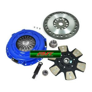 Psi Stage 3 Clutch Kit Chromoly Race Flywheel Ford Mustang Gt 4 6l Sohc 6 Bolt